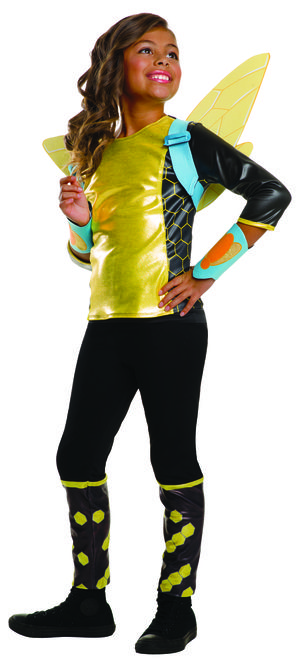 DC Superhero Girls Bumblebee Costume - Get the buzz and find out what the Super…
