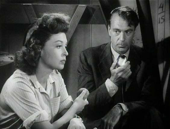 Secluded Charm: Classic Film Review: Cloak and Dagger (1946)