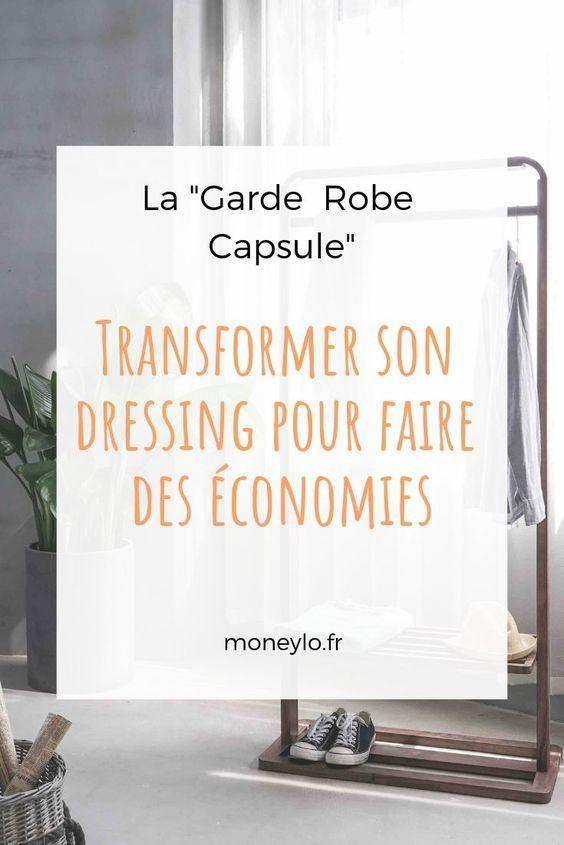 Garde Robe Capsule Faire Des Economies Avec Son Dressing