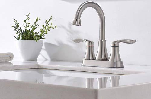 Top 10 Best Bathroom Sink Faucets Waterfall Bathroom Faucet Reviews In 2020 Bathroom Sink Faucets Amazing Bathrooms Bathroom Faucets Waterfall
