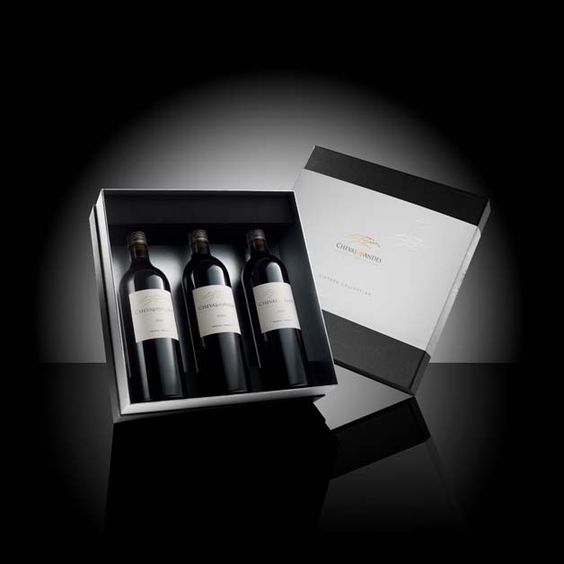 Box Vertical Cheval des Andes 1999, 2003, 2007