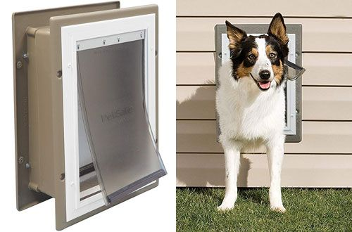 Top 10 Best Automatic Electronic And Sliding Dog Doors Dogs Doors Tops
