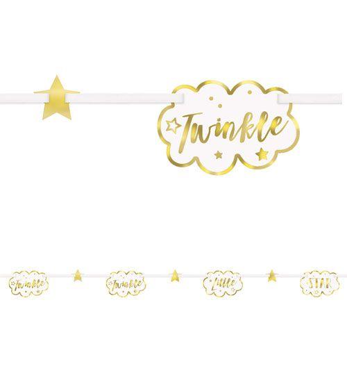 Girlande Twinkle Twinkle Little Star 2 13 M Der Geburtstag