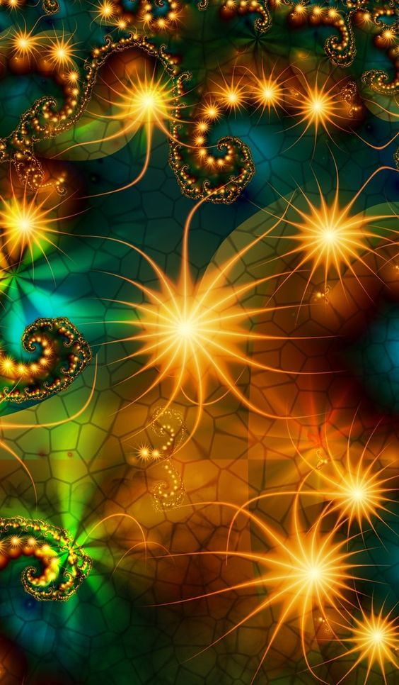 Solaris by magnusti78 on deviantART  I see the brighter spots as concentrations of consciousness.