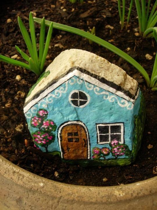 Inspiring Creativity : Painted Rocks! |