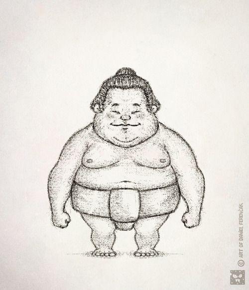 Three Concepts: Sumo! Roots! & Hawaiian Dragons!