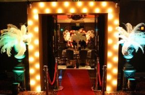 1920s Art Deco Gatsby Prohibition Speakeasy inspired Corporate Event