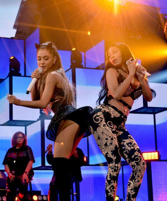 Ariana Grande – iHeart Radio Music Festival in Las Vegas 19.09.14