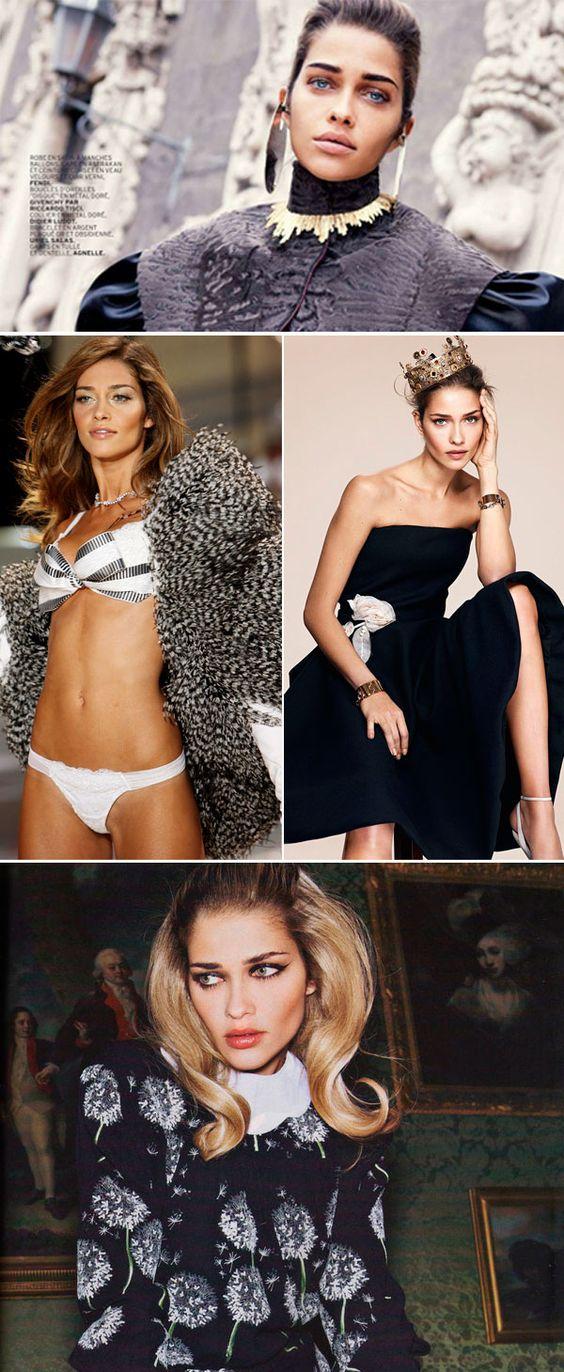 Modelos Brasileira Ana Beatriz Barros