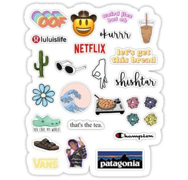 photograph relating to Vsco Printable Stickers titled VSCO STICKER PACK Sticker other things inside 2019 Computer system