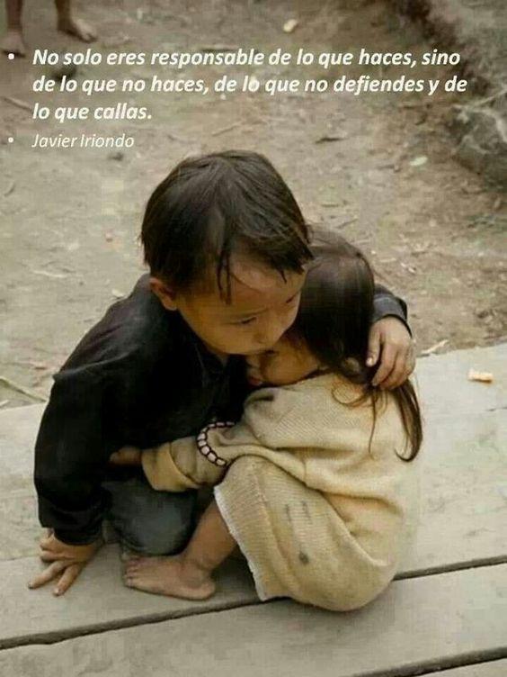 #indiferencia: