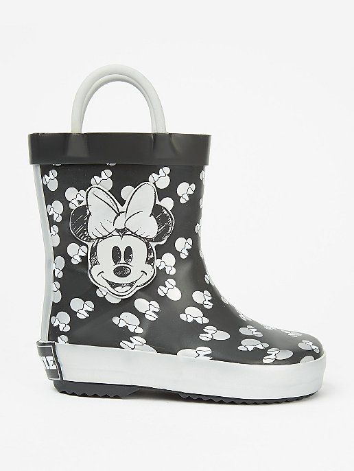 First Walkers Disney Minnie Mouse Logo