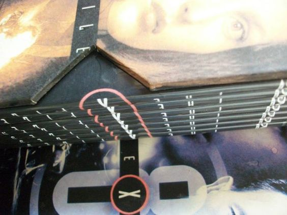 Handmade DVD cases