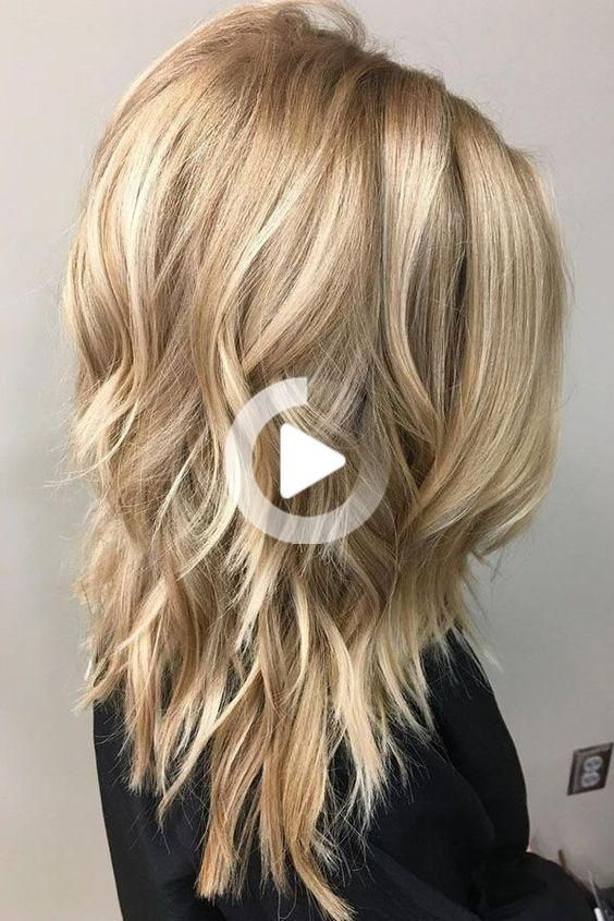 34++ Layered hairstyles for medium length hair trends
