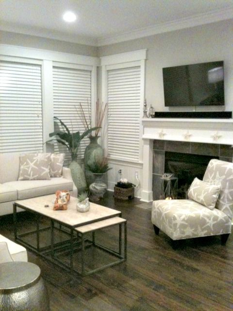 Beach House - Knoxville Furniture - Home Décor - Beach Décor - Braden's Lifestyles Furniture - Interior Design - The Design Center at Braden's - Catherine Cummings