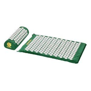 Complete Acupuncture Mat | Acupressure Mat | Back and Neck Pain Relief Set by naroyawellness  #Acupressure #naroyawellness