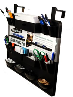 Gallery for hanging office organizer - Hanging desk organizer ...