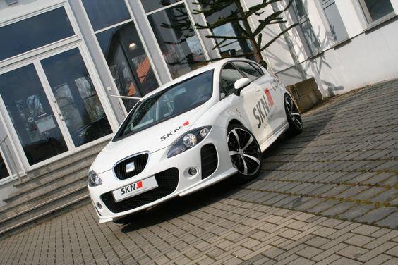 SKN SEAT Leon 2.0TFSI (1P)