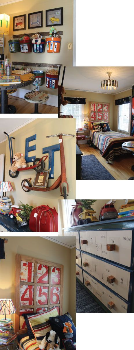 boy rooms ideas: