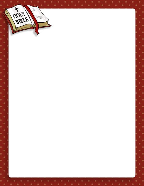 Free Christian Clip Art Borders And Frames