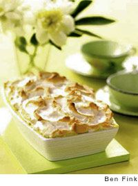 Trisha Yearwood's banana pudding:)