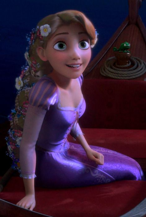 Rapunzel - Tangled - Beautiful <3: