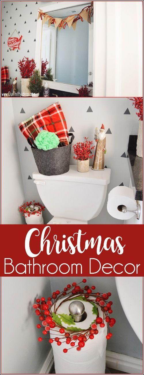 Best 25+ Christmas bathroom ideas on Pinterest   Christmas ...
