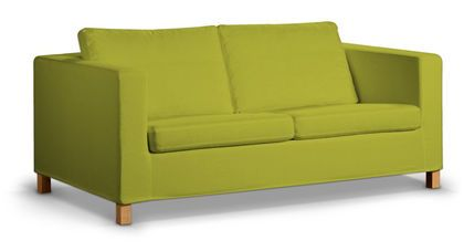 Slipcover for IKEA KARLANDA 2 Seater Sofa Bed Limited Edition 112 FLAIR opalgrün