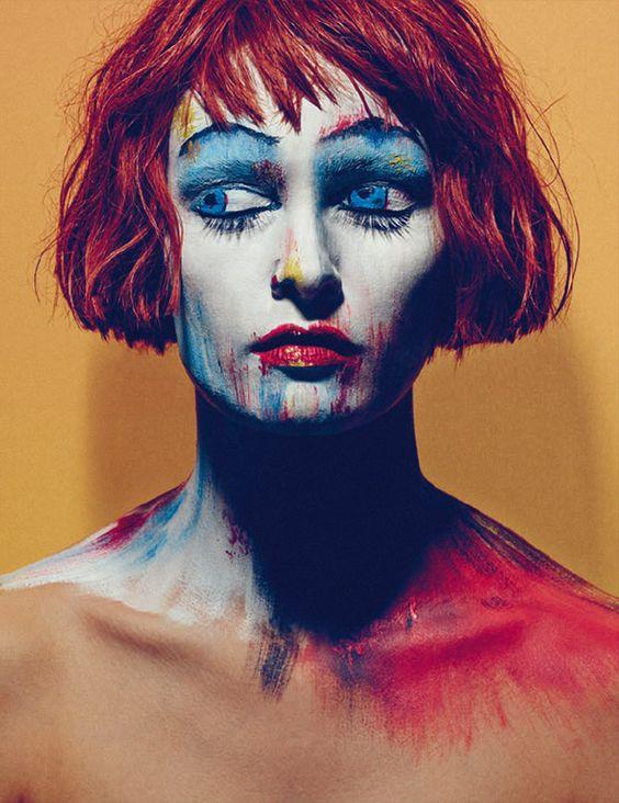 Art - Loni Baur MakeUp