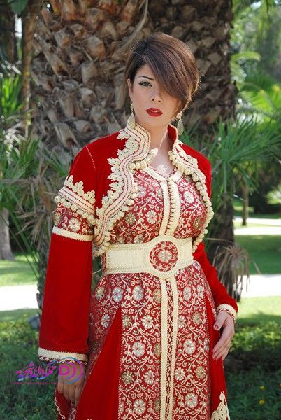 Moroccan Women Clothing Fashion | Arab Middle-Eastern ...
