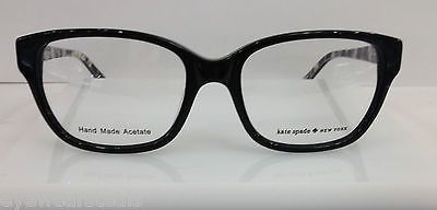 new authentic kate spade lina col 0x02 black plastic