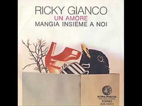 Ricky Gianco - Un Amore (1976)