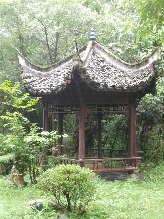 Pagoda designs want to build a chinese or japanese for Building a japanese garden in your backyard