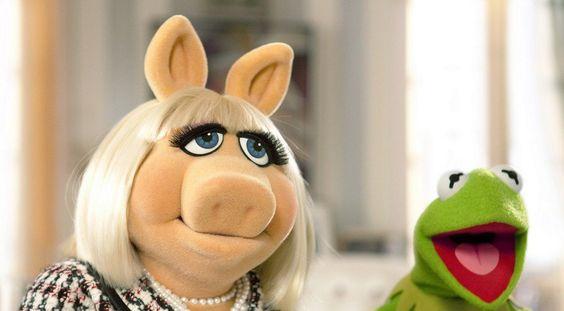 Ver Miss Piggy y René se separan
