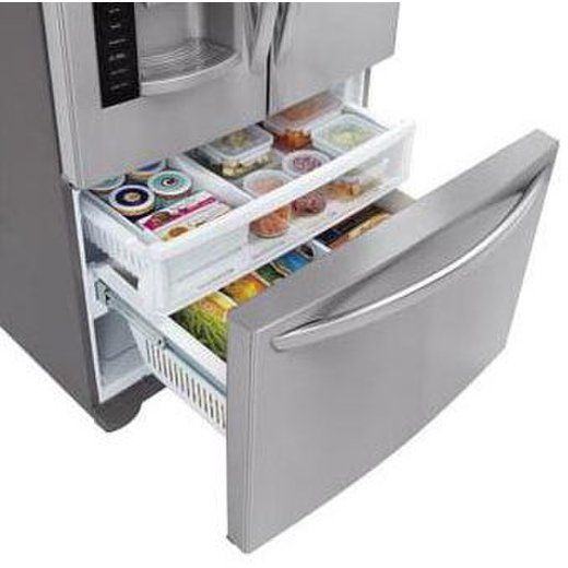 Lg Lfxs28968s Review Pros Cons And Verdict French Door Refrigerator Modern Refrigerators Smart Fridge