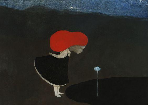 Simone Rea - Un fiore blu