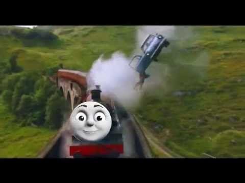 Harry Potter Train Scene Thomas The Tank Engine Thomas The Tank Engine Harry Potter Train Thomas The Tank