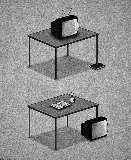 Usando bien el televisor: