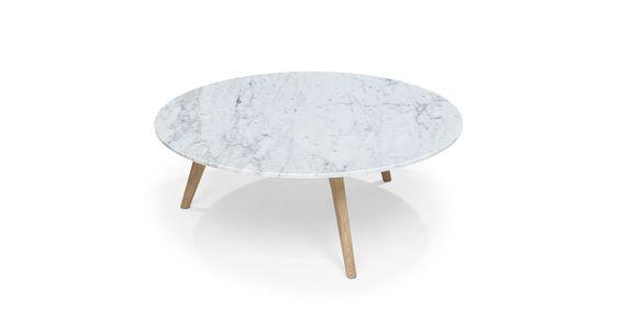 Mara Oak Coffee Table - Coffee Tables - Article | Modern, Mid-Century and Scandinavian Furniture