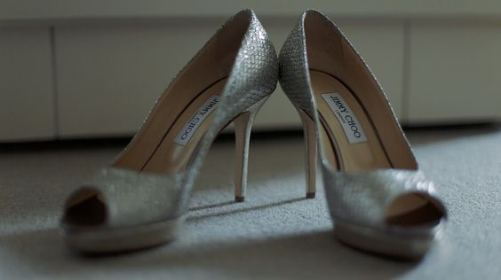 It's all about the shoes. Wedding moments captured by www.ndrfilms.co,uk
