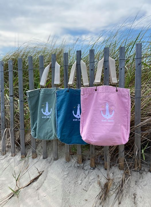 Get Your Hands On One Of Our New Exit Zero Raw Edge Tote Bags Great For Those Busy Days Spent Shopping Heading To The Beach Or Wor Tote Tote Bag Stuff To