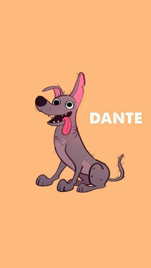 Dante By Coco Siluetas Disney Fondos De Peliculas Y