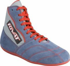 Boomerang  Gris/ Bleu/Rouge Boxe Française Savate