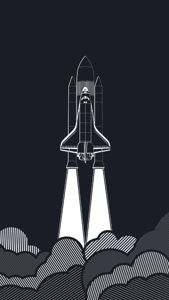 Space Shuttle #nasa #space #science | iPhone 6 Wallpapers ...