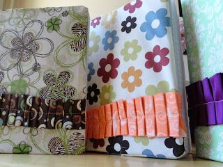 Get Your Crap Together: Sister's Day Fabric Notebooks