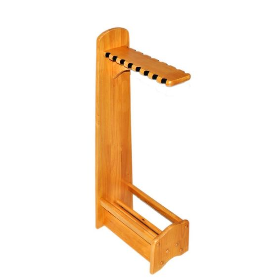Wood Floor Stand Fly Fishing Rod Rack