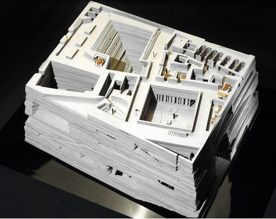 Architecture Model - L'Atelier Senzu