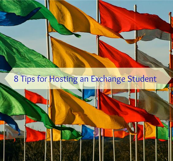 8 Tips for Hosting an Exchange Student - love these tips from @ohmyomaha