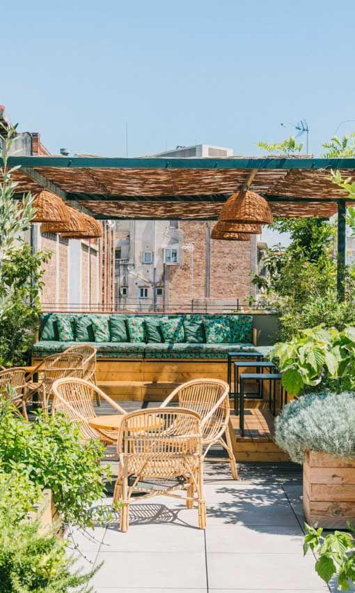 13 Terrazas Muy Deco Para Disfrutar Este Verano De Una
