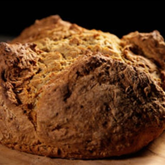 Try this Soda Bread recipe by Chef Gordon Ramsay. This recipe is from the show Gordon's Ultimate Cookery Course.